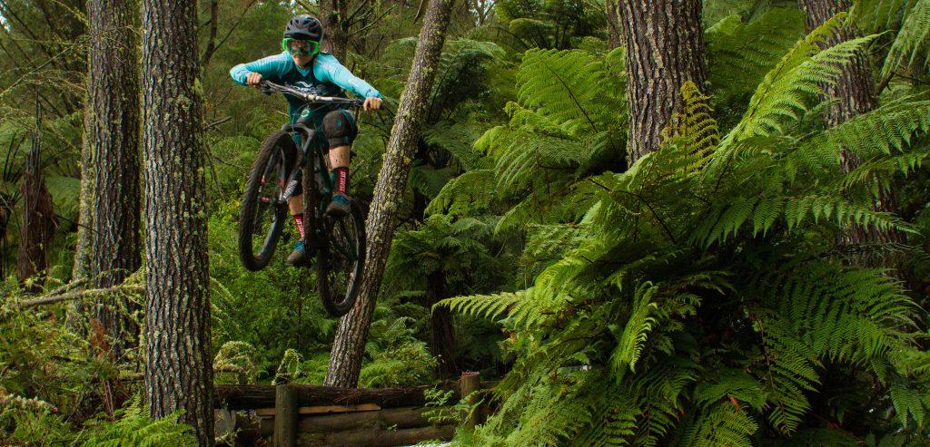 Camille Balanche Enduro Mountainbike